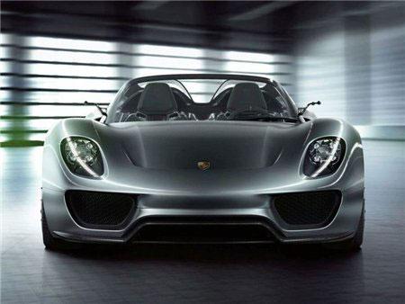 Обзор Porsche 918 Spyder